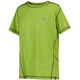 Regatta Dazzler Shortsleeve Shirt Children green